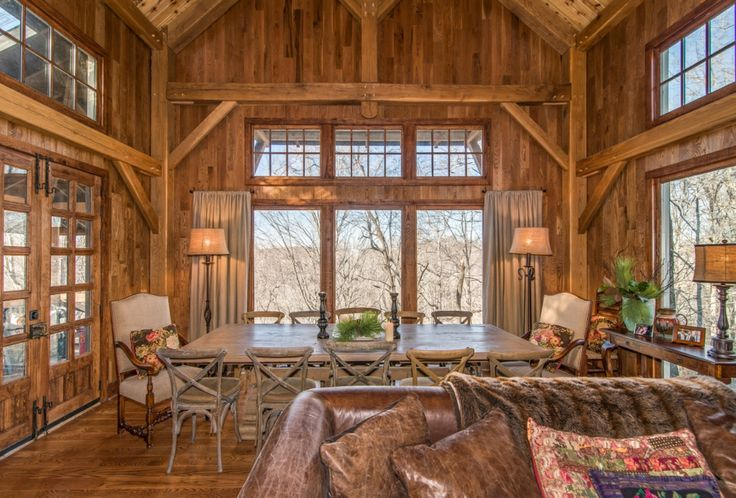 48 Best Images About Timber Frame Homes Interiors On Pinterest