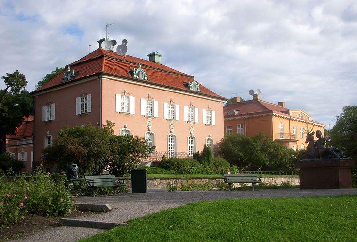 Diplomatstaden 2008 Amb 1 - Ivar Tengbom – Wikipedia