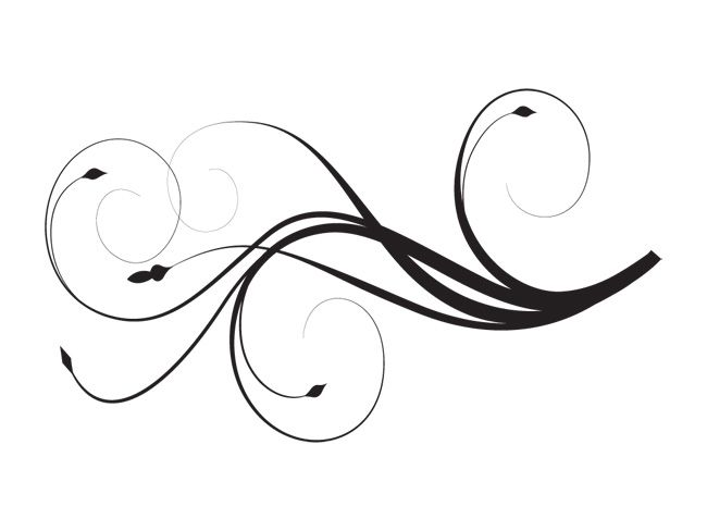 Vector Graphics Swirls Border Google Search Pinterest