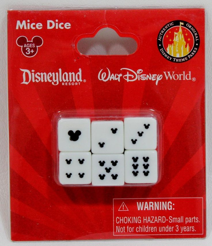 Disney Mice Dice Fish Extender Gift Suggestions