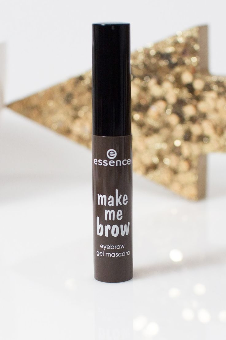 """Essence Make Me Brow Gel Eyebrow Mascara review : """" It truly gives me the """"Brows But Better"""" Look, enhancing my natural brow shape without making it too dramatic. """""""