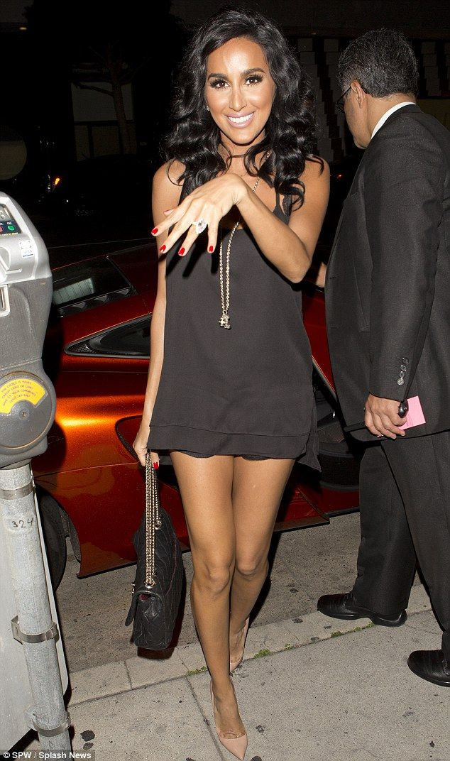 'Shahs of Sunset' Star Lilly Ghalichi Flashes her Stunning ...