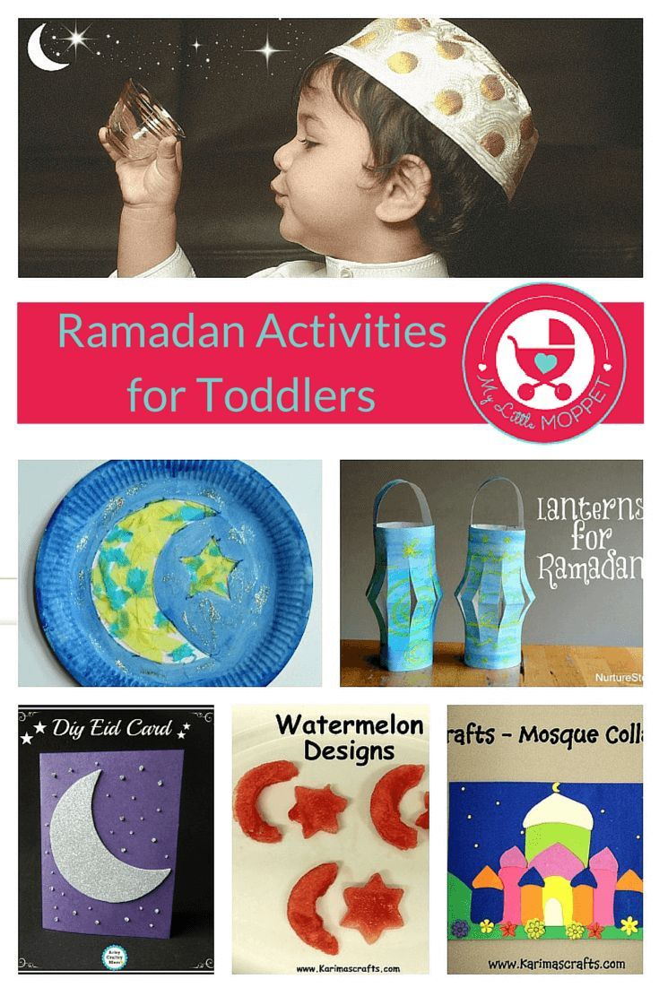 Festivals are a great opportunity to learn about different cultures. This Eid, get in the spirit of the season with these Ramadan Activities for Toddlers!