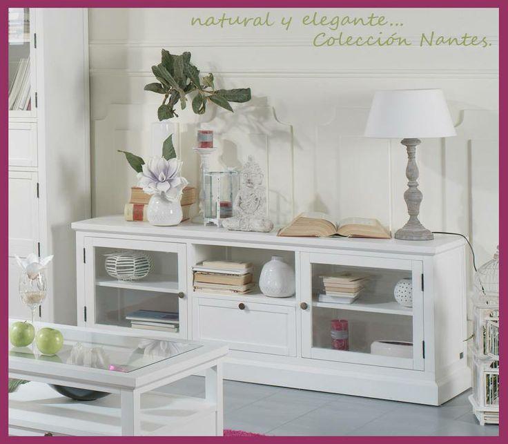Nantes mueble tv de banak importa decoraci n cuadros y mas pinterest mueble tv tv y - Banak importa recibidores ...