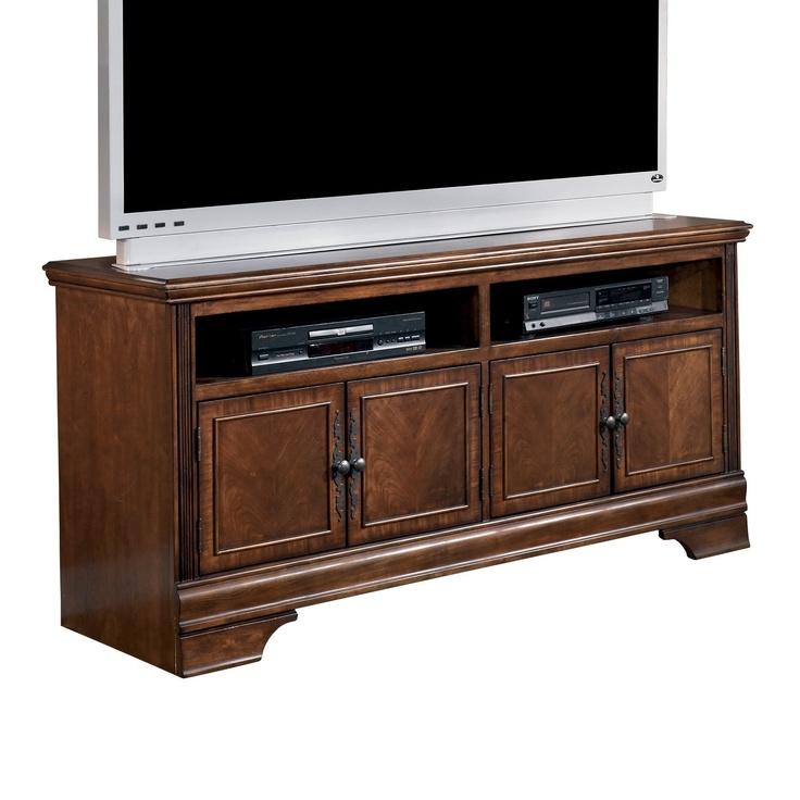 "$544  Signature Design by Ashley W527-38 Hamlyn 60"" TV Stand - Home Furniture Showroom"