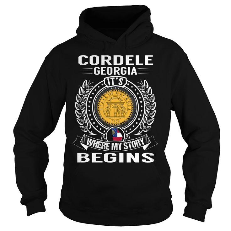 Cordele, Georgia Its Where My Story Begins