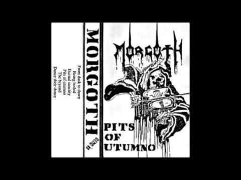 MORGOTH - Pits of Utumno ◾ (demo 1988, German death metal)