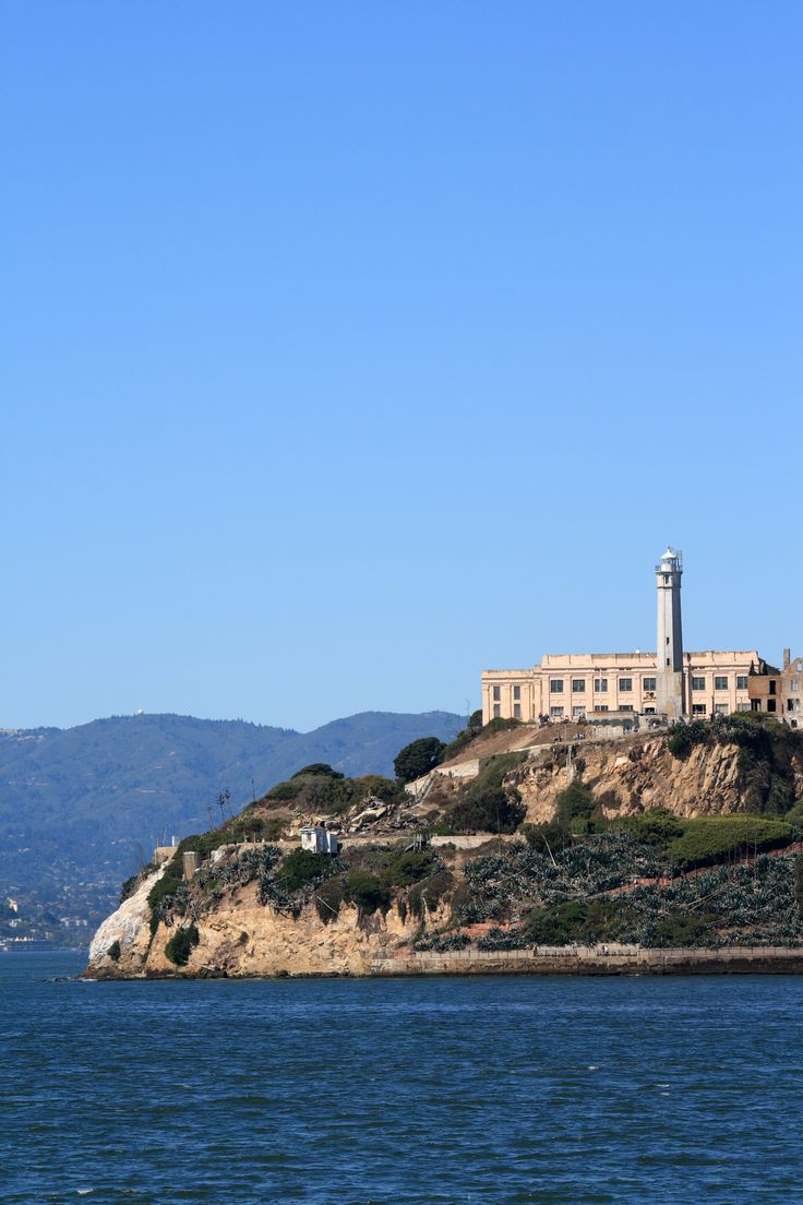 Alcatraz Island is a fascinating destination in San Francisco.