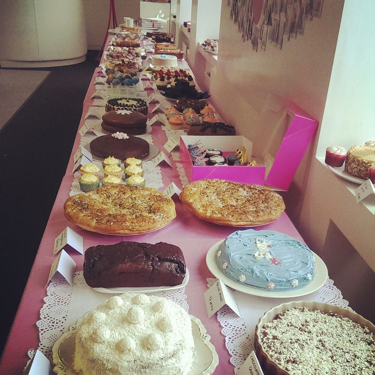 ding* today hosted a 'Bake Sale' in aid of the Dublin's Simon Community to raise much needed funds for the homeless community. It was a huge success with team ding* really supporting the cause and baking some amazing treats  What would you eat first?