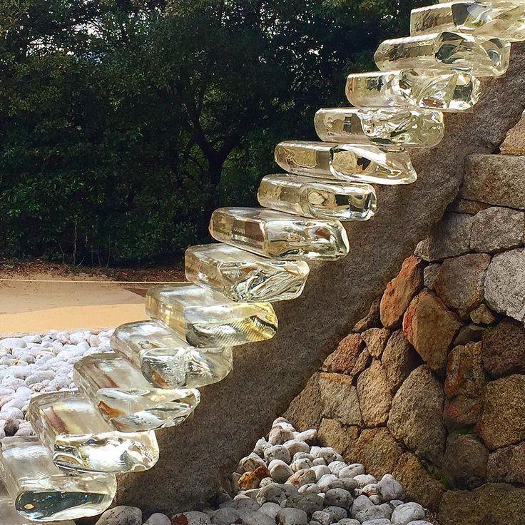 Хрустальная лестница. #Наосима  #мидокоро