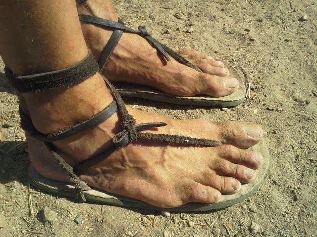 Tarahumara Shoes from Runner's World