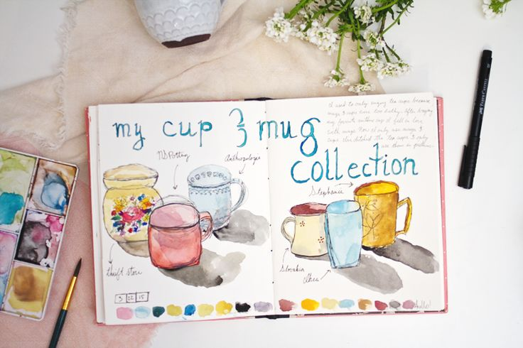 A Year To Inspire : Week 12 | Cups Annetta Bosakova