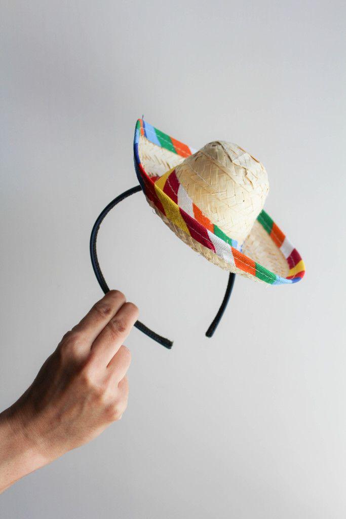 DIY Sombrero Headbands