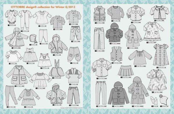 Ottobre_Kids_modellen_overzicht_winter_2012.jpg 600×395 pixels