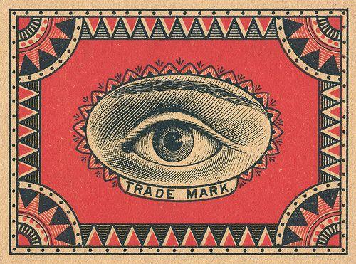 Swedish matchbox label by Shailesh Chavda, via Flickr