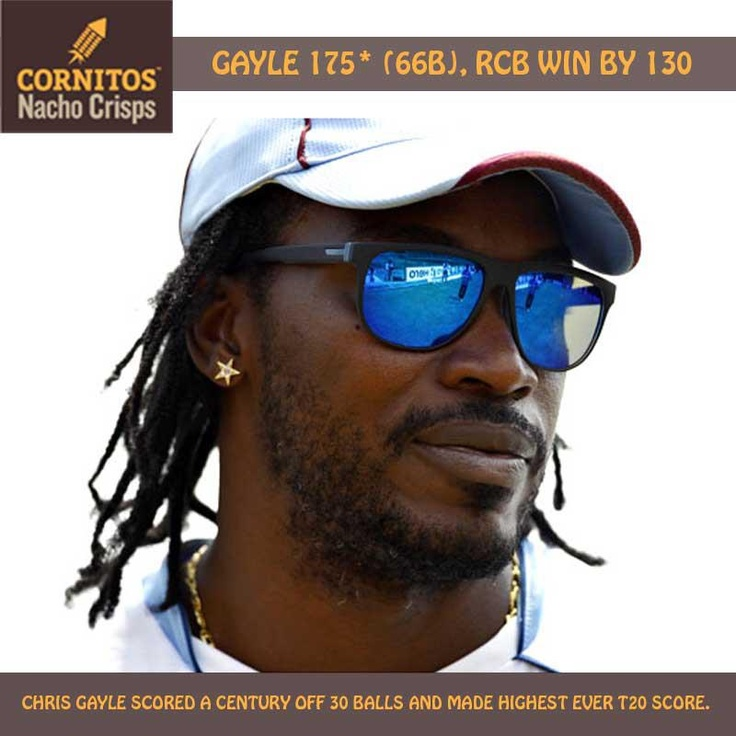 From T20 and Football to T20 the Cornitos page is simply buzzing.   http://www.facebook.com/cornitos.in?fref=ts