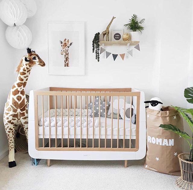 The Modern Nursery Themodernnursery Instagram Snimki I Videoklipove Unisex Baby Room Giraffe Nursery Theme Kid Room Decor