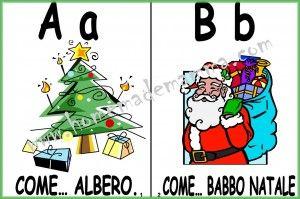 ABC di Natale: il libretto delle parole natalizie