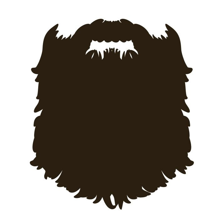 Beard Illustrated - Front