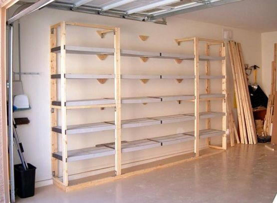 Design Your Own Garage Plans Free: 1000+ Ideas About Garage Shelving Plans On Pinterest