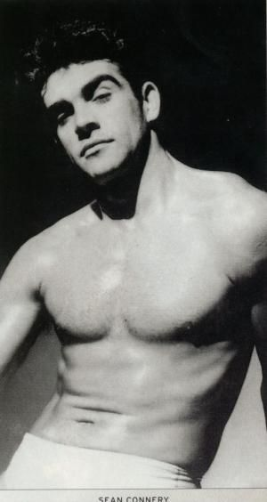 young Sean Connery... holy hell!!!! by TTart