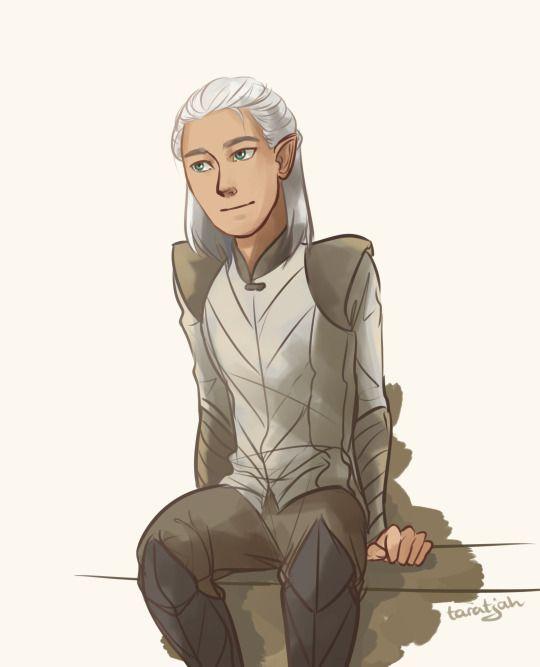 young Rowan [by taratjah]