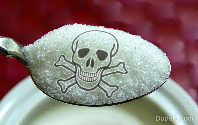 El azucar provoca en tu cuerpo la ansiedad de querer comer mas y mas. Una galletita mas ???