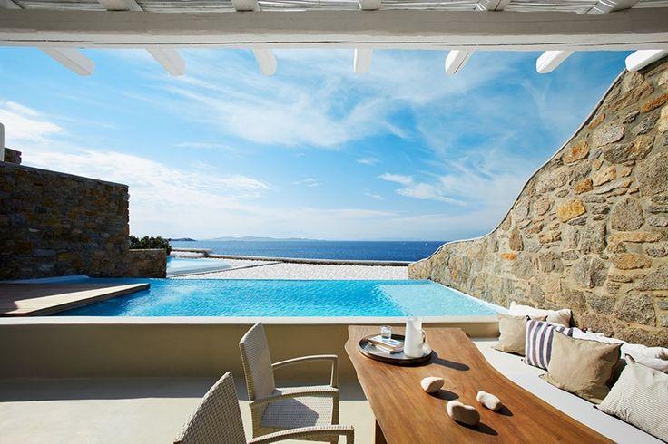 Cavo Tagoo hotel in Mykonos