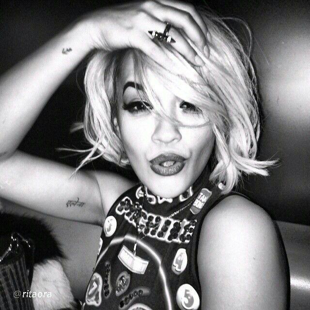 Rita Ora #tattoos