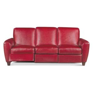 Dawson Sofa In Chili Pepper By Natuzzi