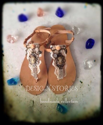 Handmade Leather Sandals Summer Collection 2015 Design Stories Handmade Collection