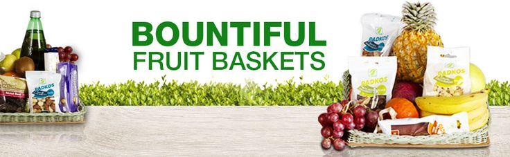 Fruit Baskets - Order Online