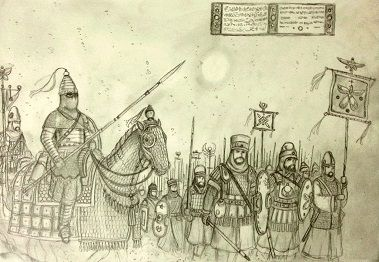 Sassanid army