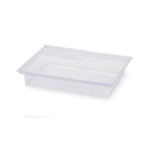 Darice® 5 x 7 inch Protect & Store clear storage case. 1 piece per package.Note: Storage items are often shown with the craft supplies they are intended to organize. Unless otherwise noted above, these supplies are not included in your purchase.