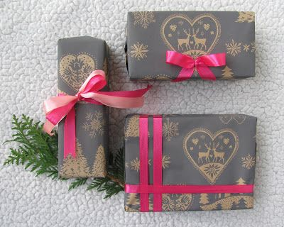 Serca :) #eko #papier #eco #paper #gift #idea #christmas #swieta #boze #narodzenie #komodapomyslow