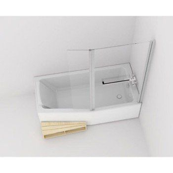 1000 Ideas About Baignoire 160 On Pinterest Cabine De Douche Rectangulaire Douche