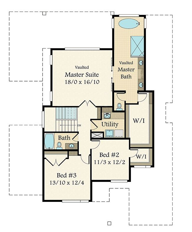 284 best lake images on pinterest house floor plans home design modern house plan with finished lower level 85223ms architectural designs house plans malvernweather Gallery