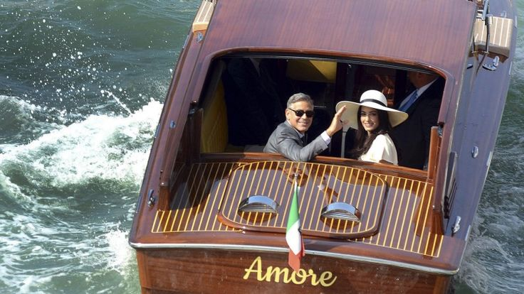 Ten things to do in Venice if you're not George Clooney