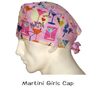 Martini Girls. Kidibo est le premier site de vente sur internet de chapeaux calots fantaisie chirurgicaux en tissu lavables et réutilisables pour le bloc, le corps médical, et même les patients ! Découvrez notre collection de chapeaux de bloc (calots chirurgicaux) lavable et réutilisables riche en couleur et motifs originaux.