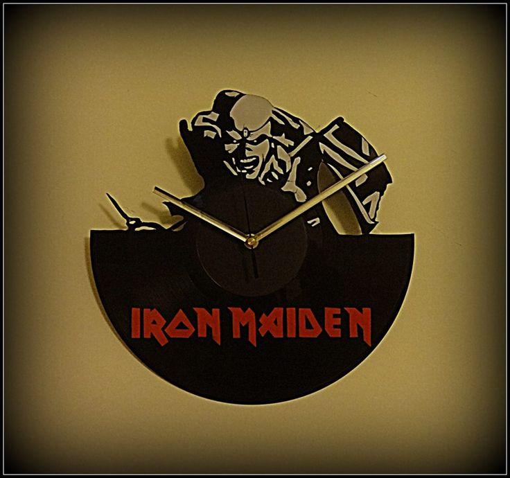 Ιron Maiden.