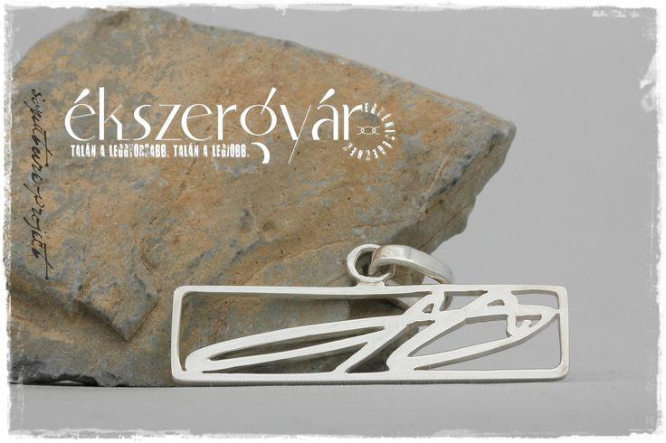 Aláírás medál. 925-ös ezüst. http://ekszergyar.hu/signatureproject/