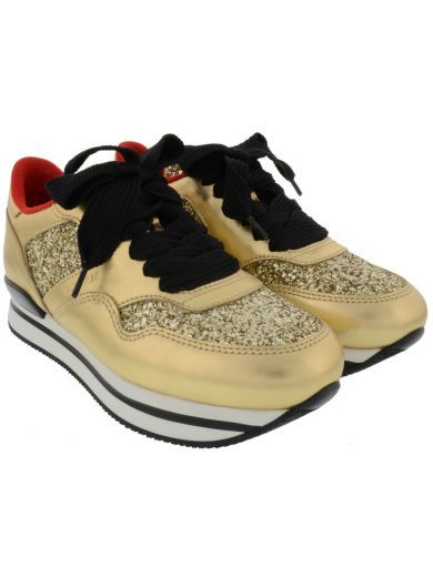 HOGAN Hogan Sneakers Donna H222 Club. #hogan #shoes #hogan-sneakers-donna-h222-club