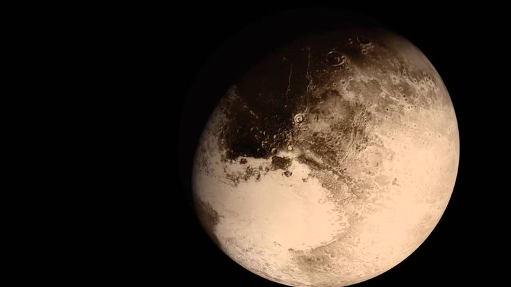 The Pluto System As Seen By New Horizons Spacecraft