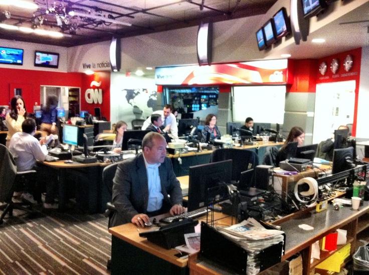 CNN en Español Newsroom