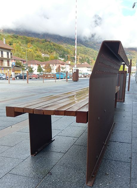 Top 43 best Mobilier urbain : bancs design / Street furniture  XX62