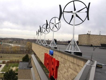 196 Best Wind Energy Rooftops Windenergie Voor Daken