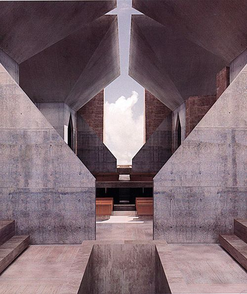 some nice places / synagogue de hurva de louis i. kahn