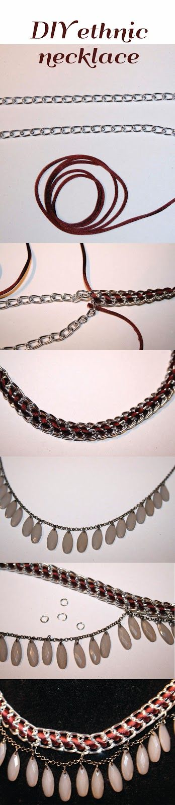 Happy Home Made Stuff: jewelry