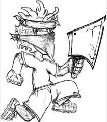 insane clown posse coloring pages - photo#25