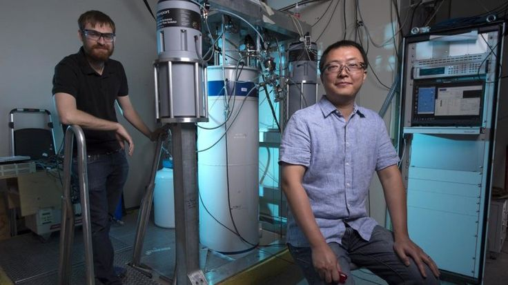 Jing Xia of the University of California, Irvine has been created a novel material called CGT –It is used to manufacture of memory storage device of superfast computer with the thickness of… Read More